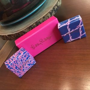 Lilly Pulitzer hand soap (2 soaps)
